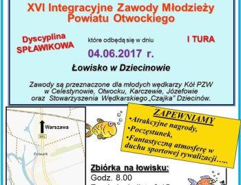 XVI Integracyjne Zawody Młodzieży Powiatu Otwockiego